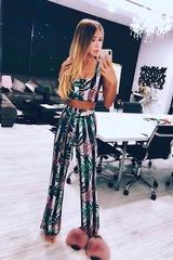 Pink tropic летен панталон