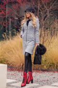 Cold Weather Celeb Style палто