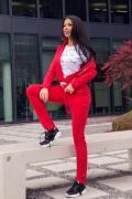Inspired by the Fear of Average спортен панталон - червено - Изображение 2