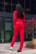 Inspired by the Fear of Average спортен панталон - червено - Изображение 3