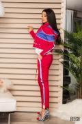 Get sporty пролетно яке - малина - Изображение 5
