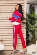 Get sporty пролетно яке - малина - Изображение 6