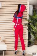 Get sporty пролетно яке - малина - Изображение 7