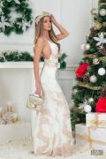 Abrielle разкошна maxi рокля - Изображение 3