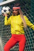 Спортна лента за коса
