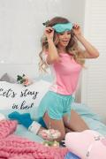 Cosy comfy Alessa чорапки - синьо