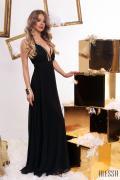 Gold Standard премиерна рокля - Изображение 1