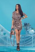 Дамска рокля Alessa luxury - Изображение 4