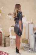 Unattainable Beauty рокля антрацит