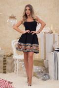 Porcelain Doll fit and flare рокля