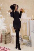 Зимна рокля от плетиво Sexy Everyday - Изображение 5