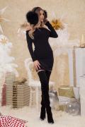 Зимна рокля от плетиво Sexy Everyday - Изображение 4