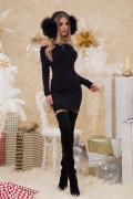 Зимна рокля от плетиво Sexy Everyday - Изображение 6