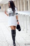Alessa MVP стрийт рокля - туника
