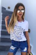 Eastern Europe beauty t-shirt - Изображение 3