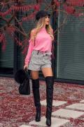 1st impression by Alessa пуловер - розов