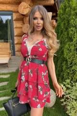 Vip Entrance ruffles рокля - Изображение 4
