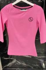 Alessa Everyday Блуза С 3/4 Ръкав - Розова - Изображение 2