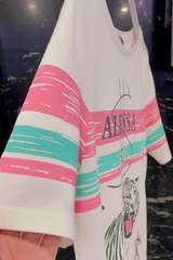 Alessa tiger рокля - екрю
