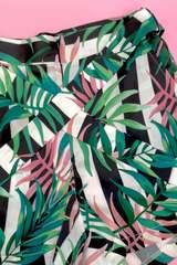 Къс панталон pink tropic
