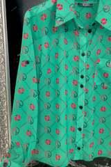 Alessa religion риза в зелено
