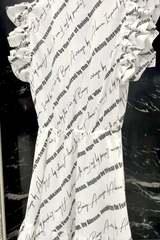 Big reputation ruffles рокля - Изображение 2