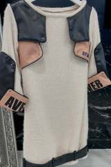 Top top girl рокля от меко плетиво - Изображение 2