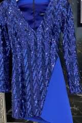 Seen on TV bodycon рокля