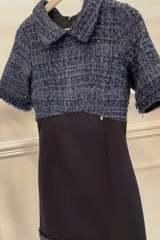 That's the business рокля от букле - тъмносиньо - Изображение 2